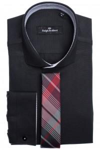 Szürke mintás nyakkendő
