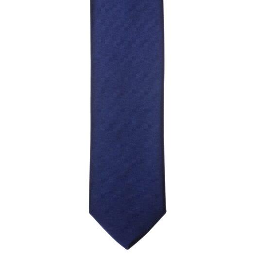 Sötétkék nyakkendő