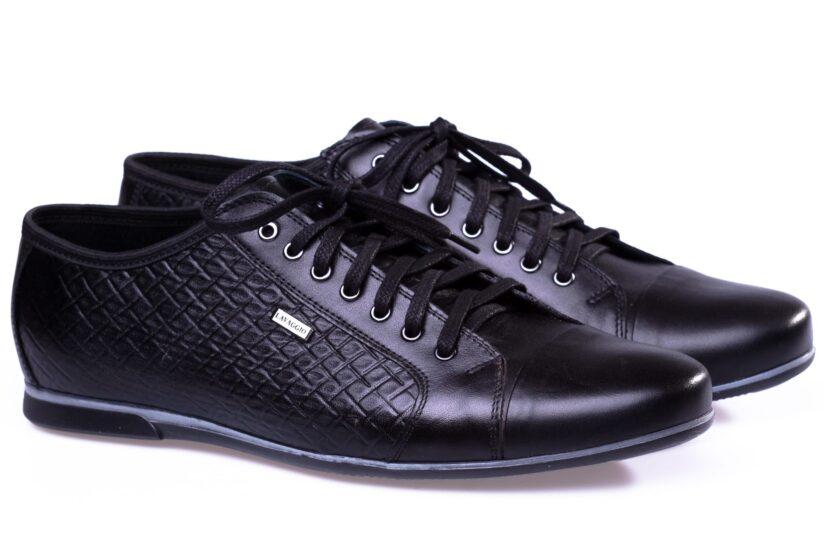 Fekete Sportcipő