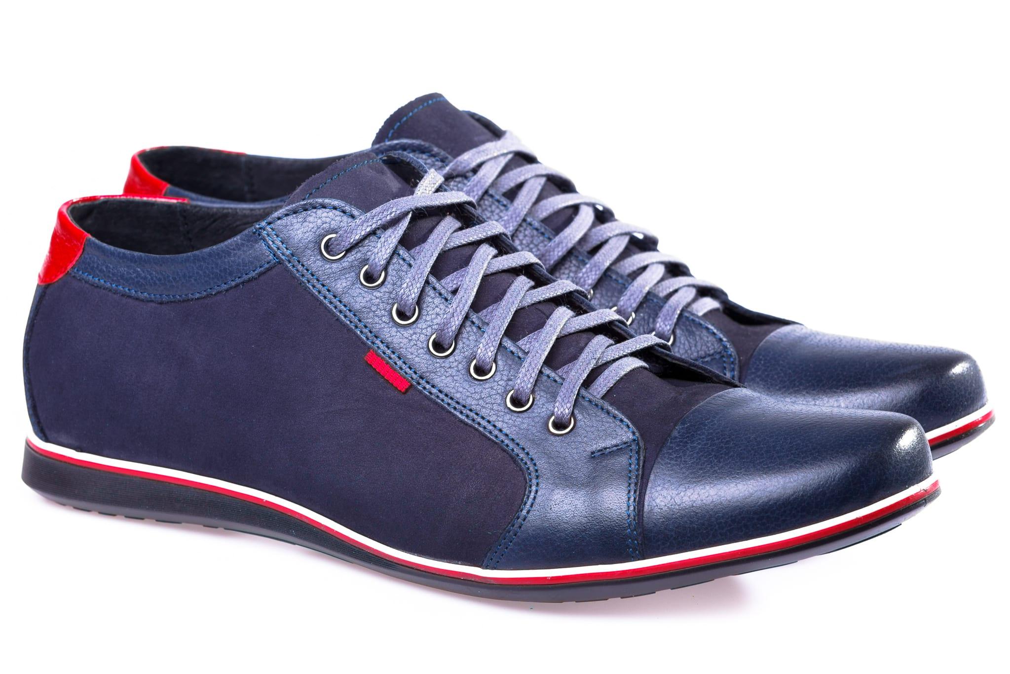 Kék Sportcipő