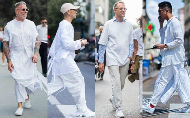 ELITE Fewbruár Mit viselj tavasszal VIP - fehér