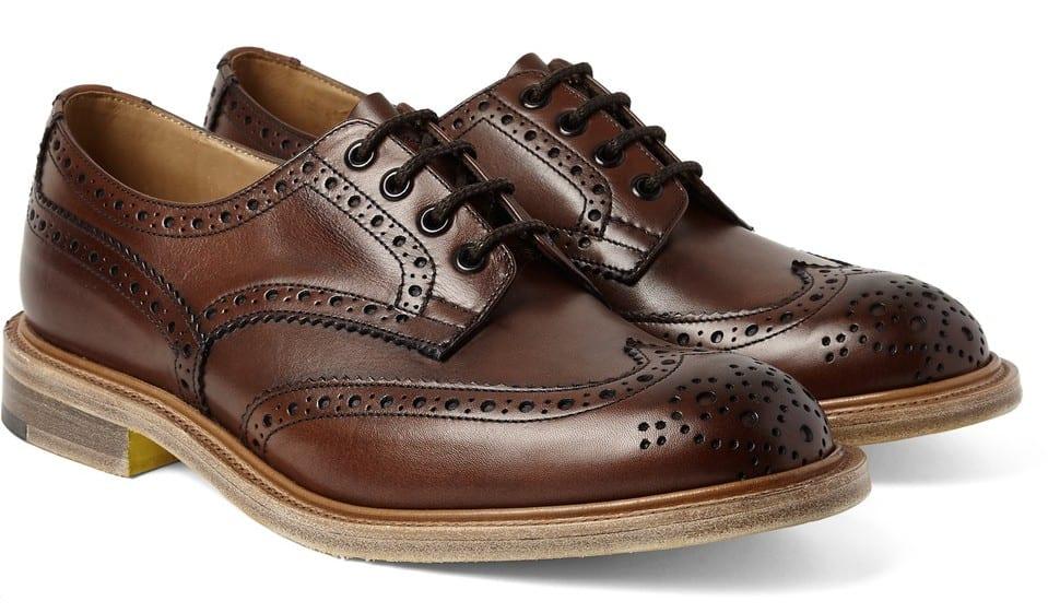 Elegáns férfi cipők tavasz elejére