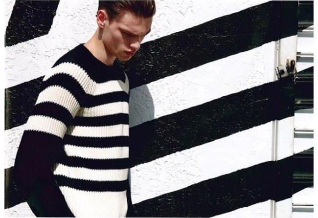 Elite Fashion - július - vékony -csíkok