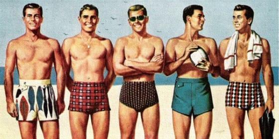 Elite Fashion - június - fürdőnaci 1950