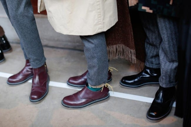 Elite Fashion - cipők - Sacai Paris