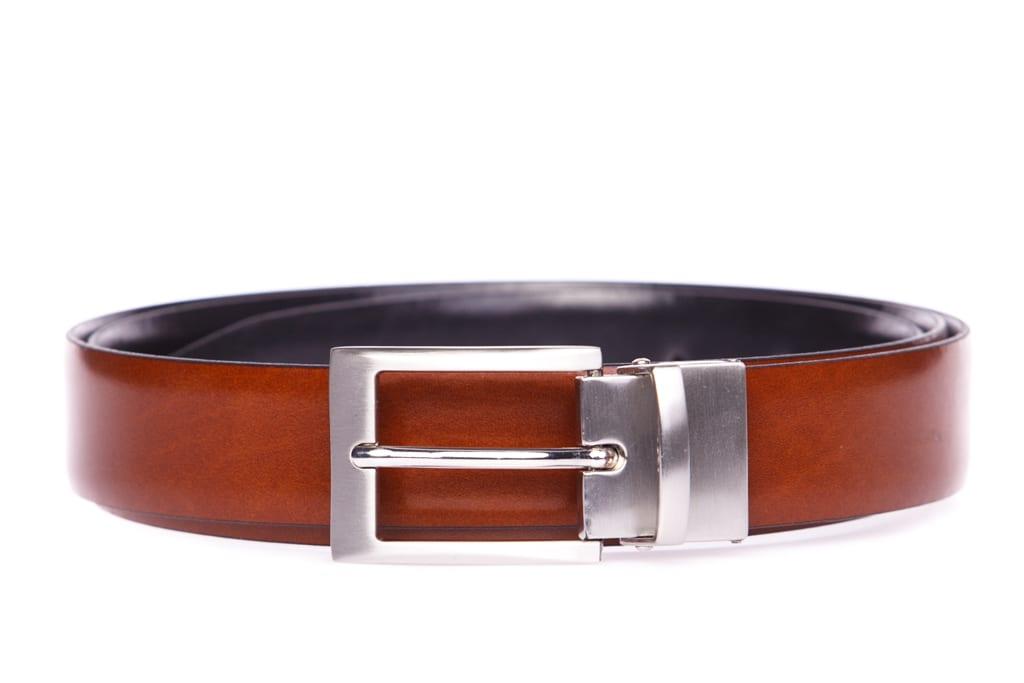 5cc12ec54a Lindenmann Fekete-Konyak Forgatható Öv - Elite Fashion Öltönyház