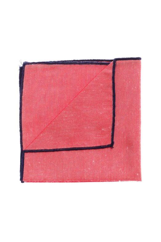 Ralph Redford Lazac-Kék Díszzsebkendő