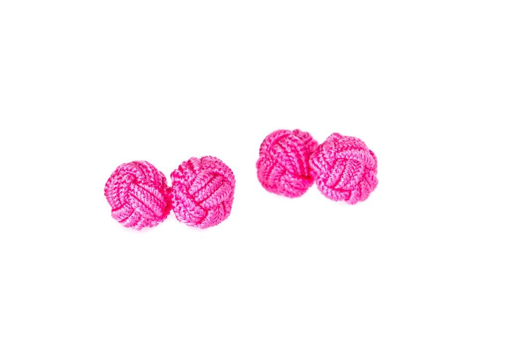 Lindenmann Rózsaszín Mandzsettagomb